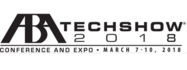 2018 ABA Techshow Expo logo